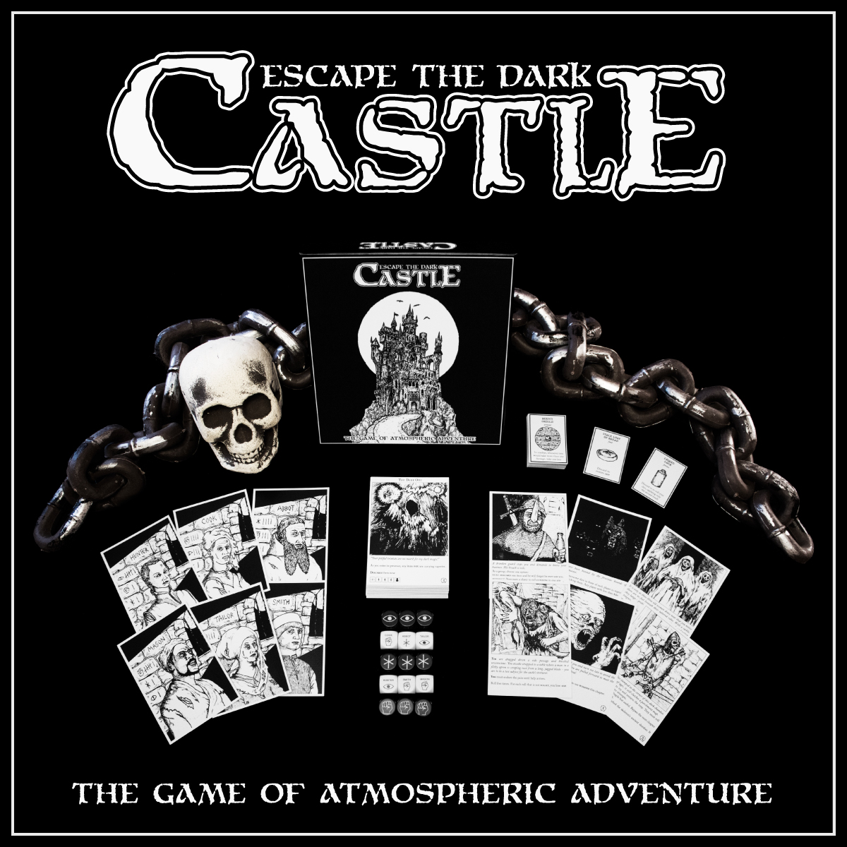 Image result for Escape the Dark Castle