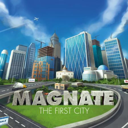 Magnate box cover
