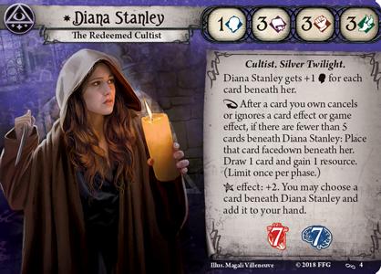 Diana Stanley Investigator Card