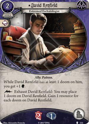 David Renfield card