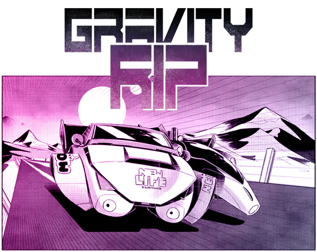 Front Cover of Gravity Rip